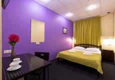 Семеновский гостеприимный дом Двухместный номер «Комфорт» с 1 кроватью