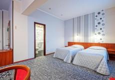 Золотой Колос Стандартный двухместный номер с 2 отдельными кроватями