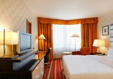 Азимут Олимпик Проспект Мира  Начало диалогового окна Улучшенный двухместный номер с 1 кроватью - Представительский этаж