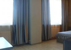 ЕВРО | стадион Прогресс | cауна l джакузи | массаж Двухместный комфорт с одной кроватью