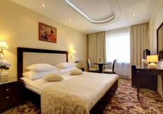Измайлово Альфа - отель, гостиница в Москве Клубный Супериор (клубный этаж)