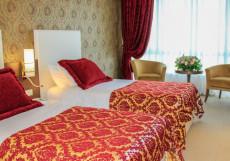 ГРОЗНЫЙ СИТИ (г. Грозный, центр города) Делюкс с двумя кроватями (с видом на город)