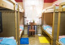 Landmark Guest House | м. Боровицкая  | Место в 8-местном смешанном номере