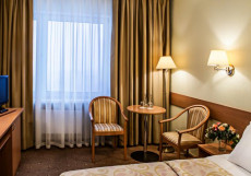 Отель Бета Измайлово 2-местный Бизнес + угловой с широкой кроватью