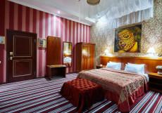 Grand Wellness Novahovo Hotel & Spa - Гранд Веллнесс Спа Отель Новахово Двухместный номер Делюкс с 1 кроватью, балконом и доступом в аквазону