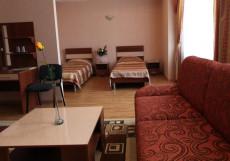 АРМАДА КОМФОРТ Отель | г. Оренбург | Север, Шарлыкское шоссе Стандарт двухместный (2 кровати)