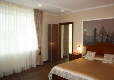 ПИОНЕР ЛЮКС отель (г. Саратов, центр города) VIP- номер «Венеция» SNG/DBL