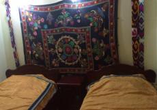 ДЖАХОНГИР - Jahongir B&B | г. Самарканд | Центр | бесплатный Wi-Fi Двухместный с двумя кроватями