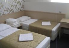 КОМФОРТ НА ПЯТНИЦКОЙ Улучшенный двухместный номер с 1 кроватью или 2 отдельными кроватями