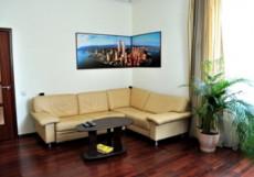 Гостевой Дом Крещатик (г.Киев) Апартаменты с 1 спальней(трехместный)