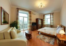 Гостевой Дом Крещатик (г.Киев) Апартаменты с 2-мя спальнями(четырехместный)