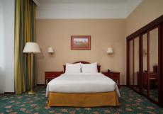 Марриотт Тверская - Marriott Tverskaya Люкс бизнес-класса с 1 спальней
