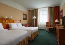 Марриотт Москва Гранд Москва - Moscow Marriott Grand Hotel Номер Делюкс с 2 двуспальными кроватями