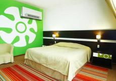 ПАРКСИТИ | В центре | Сауна | Парковка Стандарт двухместный (2 кровати)