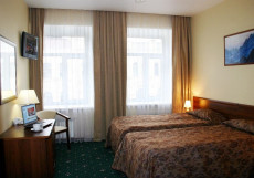 Агни мини отель (м. Гостиный двор, Маяковская) Стандартный двухместный (2 раздельные кровати)