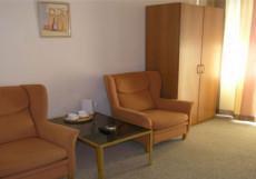 ОТЕЛЬ ВИКТОРИЯ (г.Челябинск, центр) Двухкомнатная Студия с односпальной кроватью
