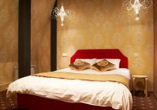 Апельсин на Преображенской Площади Двухместный номер с 1 кроватью и собственной ванной комнатой