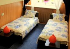 Апельсин на Преображенской Площади Двухместный номер с 2 отдельными кроватями и собственной ванной комнатой
