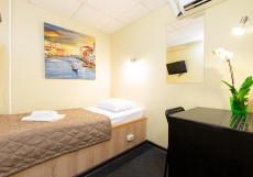 Апельсин на Преображенской Площади Спальное место на двухъярусной кровати в общем номере для мужчин и женщин