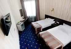 ЕВРОПА | г. Хабаровск, 10 минут от центра | Оздоровительный центр | Wi-Fi | С завтраком Стандарт двухместный (2 кровати)