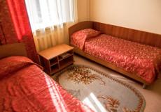 ЕРОФЕЙ (г. Хабаровск, рядом с ж/д вокзалом) Эконом с двумя кроватями