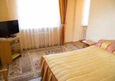 СМОЛЕНСКОТЕЛЬ | Смоленск | Центр | С завтраком Стандарт двухместный (1 двуспальная кровать)