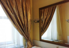 БУЛГАКОВ | м. Смоленская, Арбатская | Больница Филатова Двухместный (1 двуспальная кровать)