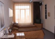 Алиот - Alioth | Красноярск | Разрешено с животными Большой двухместный (2 кровати)