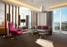 Блю Парадиз Резорт Рэдиссон Сочи - Radisson Collection Paradise Resort SPA Sochi Люкс