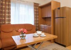МЕДСИ СЕРЕБРЯНЫЙ БОР (м. Полежаевская, ЭКСПОЦЕНТР) 2-комнатный номер без мини-кухни