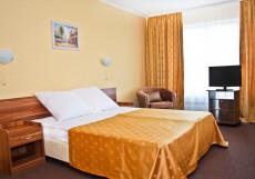 Отель Байкал - гостиница в Москве на м. Ботанический сад 2-местный Улучшенный Бизнес 2-комнатный