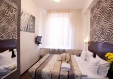 Джаз отель (онкоцентр) Двухместный номер «Комфорт» с 1 кроватью или 2 отдельными кроватями