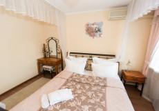 Отель Паллада (г. Новокузнецк) Люкс двухкомнатный