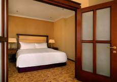 Марриотт Москва Ройал Аврора - Moscow Marriott Royal Hotel Полулюкс