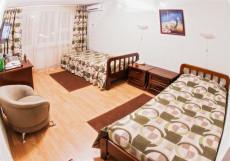 НОВОРОССИЙСК | В центре | На набережная | Панорамный вид Стандарт двухместный (2 кровати)