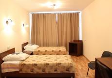 НАСЛЕДИЕ (м.ВДНХ, рядом с ВВЦ) Комфортабельное спальное место в двухместом общем номере