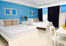 Design Suites at Castle Beach | Майами | залив Бискейн | Гольф | Люкс с видом на бухту