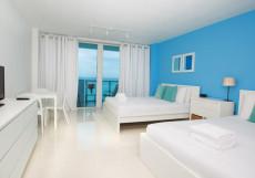 Design Suites at Castle Beach | Майами | залив Бискейн | Гольф | Суперлюкс с видом на океан и балконом