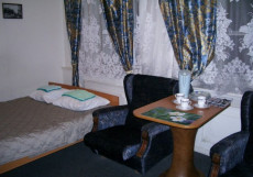 НА САПЕРНОМ (м. Площадь Восстания, с завтраком) Стандартный двухместный номер с 1 кроватью или 2 отдельными кроватями