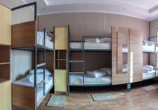 Пятницкий Хостел - Pyatnitsky Hostel (Возле Крокус Экспо) Шестиместный улучшенный
