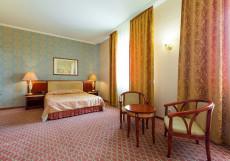 Silky Way | Шёлковый Путь бутик-отель | Новорязанское шоссе | С завтраком Single King Size (стандартный номер с большой кроватью)