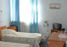 Парк Отель (Рядом с жд и автовокзалом) Стандарт двухместный (2 кровати)