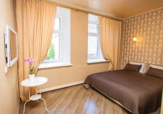 КАЛИФОРНИЯ (м.Тверская, м.Пушкинская) Двухместный стандартный (1большая или 2 раздельные кровати)