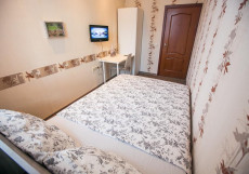 CityApart | м. Тверская | Пушкинская Одноместный номер с общей ванной комнатой