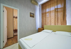CityApart | м. Тверская | Пушкинская Трехместный номер с собственной ванной комнатой