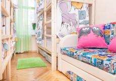 Хостел на Пятницкой | в центре | м. Новокузнецкая | оборудованная кухня Койко место в женском 6-тиместном номере