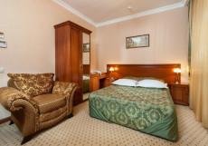 СТАРИННАЯ АНАПА САНАТОРИЙ (Анапа, 1 линия) Улучшенный «Kingsize Bed»