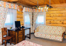 УСАДЬБА РОМАШКОВО   Одинцовский район   Крокус Экспо   м. Кунцево Представительский мансардный (2 кровати)