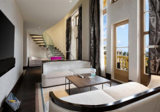 Swissоtel Resort Сочи Камелия Двухуровневый гранд-люкс