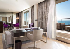 Swissоtel Resort Сочи Камелия Люкс с террасой